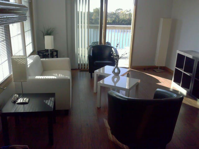 Condo with an Amazing Lake View - Loves Park - Condominium