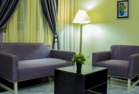 G-pinnacle Suite,., Luxury and warm hospitality awaits you