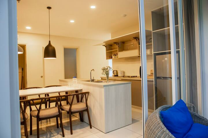 [Oceanami] 2BR - Airy Space + Luxury Villa M&D
