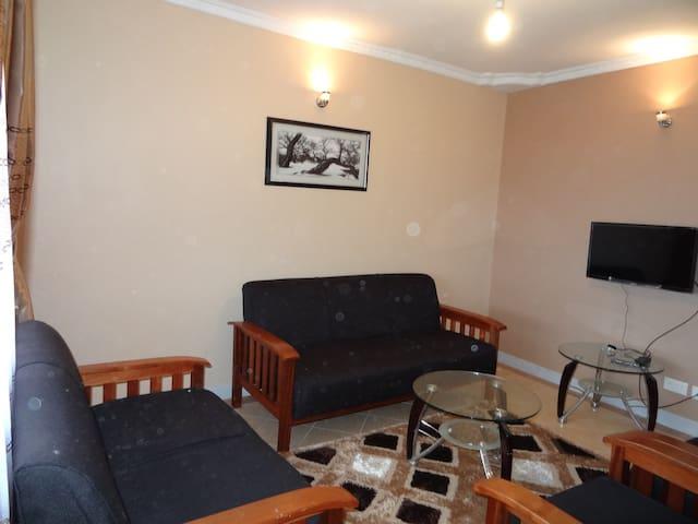 One Bedroom Fully Furnished In Ruaka