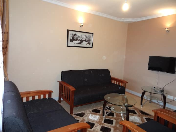 One Bedroom Fully Furnished To Let In Ruaka
