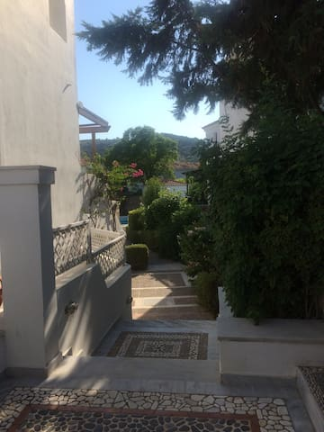 Charming villa with swimming pool - Spetses - Ház