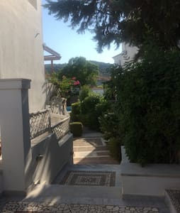 Charming villa with swimming pool - Spetses