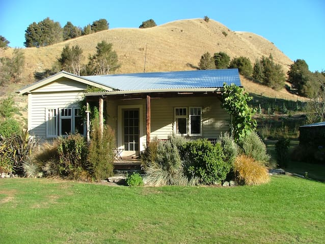 Woodbank River Cottage.  Clarence Valley