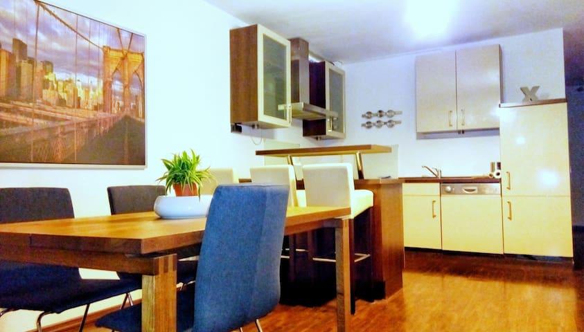 Dreams apartment in the heart of frankfurt