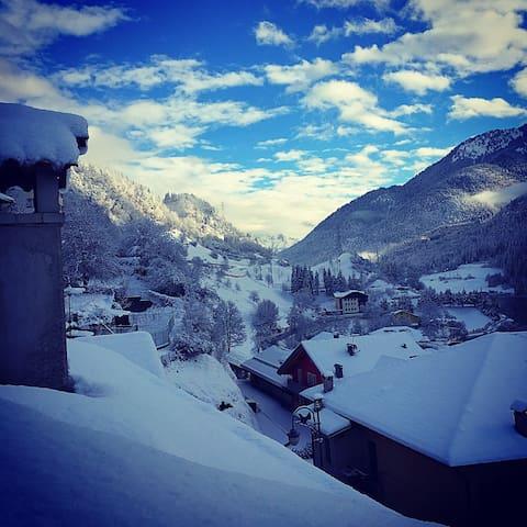 Residenza Alpina Lago e Dolomiti - Roncone - Huoneisto