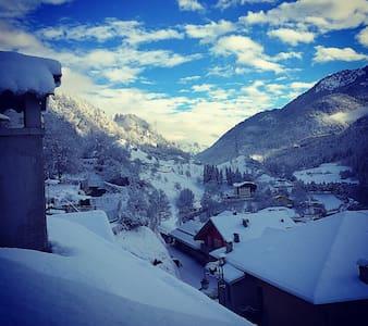 Residenza Alpina Lago e Dolomiti - Roncone - Wohnung