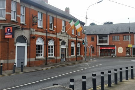 St. Laurence's Lodge 5, Phoenix Park, Deluxe room - Dublin - Bed & Breakfast