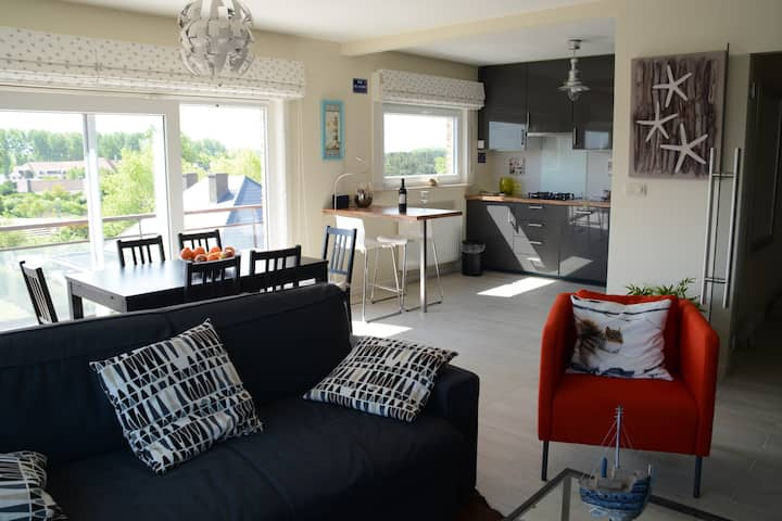 Appartement ensoleillé  tout confort au calme