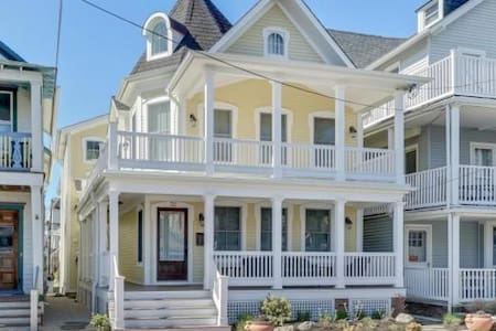 Amazing 5-star Ocean Grove Property - Just Listed! - Neptune Township - Σπίτι