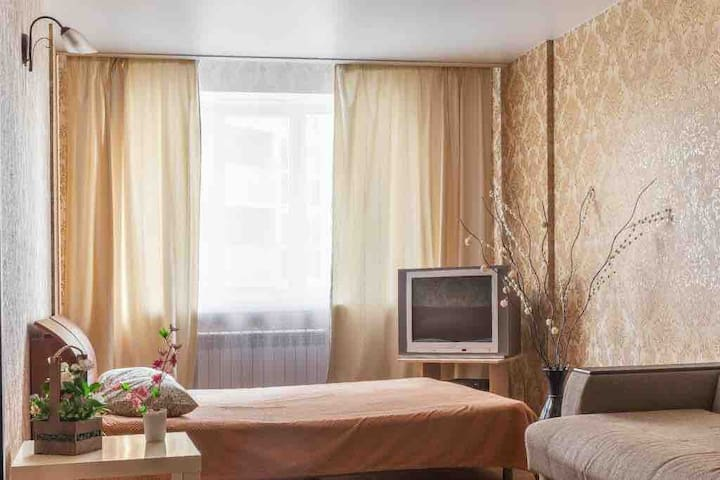 Уютная квартира по дороге на Кавказ и обратно