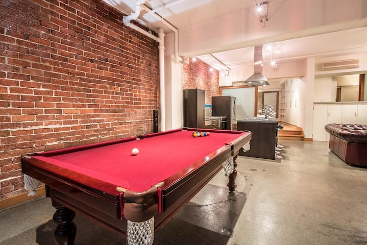 Upscale Polished King Street Suite
