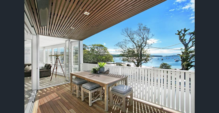Pros Poseidon Villa At Balmoral Beach Apartments For Rent In Mosman New South Wales Australia
