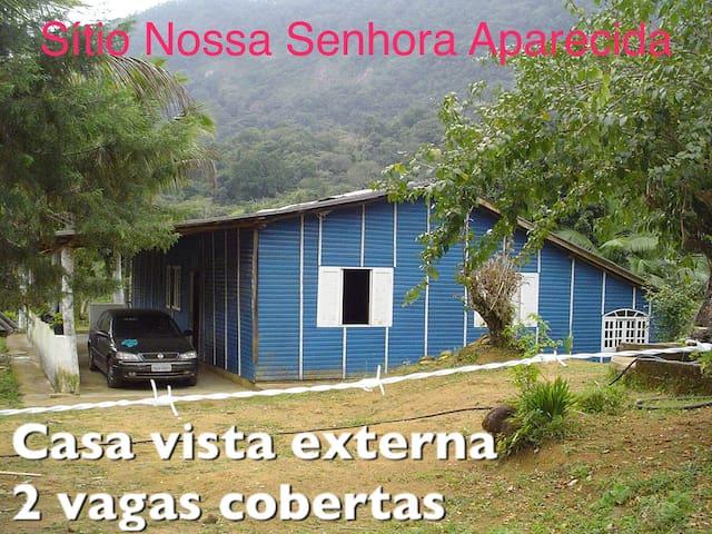 Casa para temporada na Juréia em Peruibe