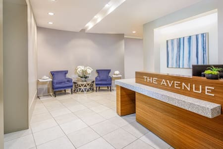 The Avenue District 2 Bedroom Available!