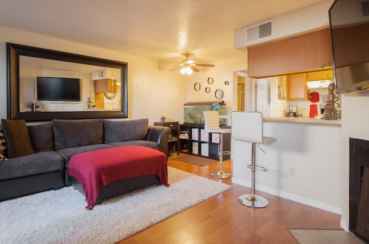 Charming and comfortable 1 bed ap - San Diego - Appartement
