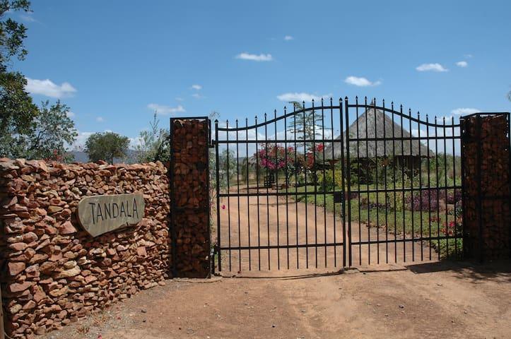 Tandala Entrance