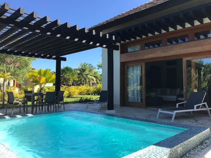 PEACEFUL HOUSE WITH PRIVATE POOL NEAR BEACHES