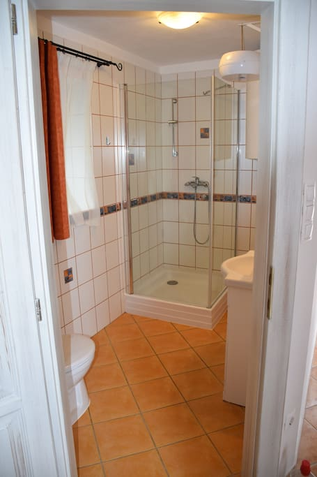 Bathroom (newly fitted)