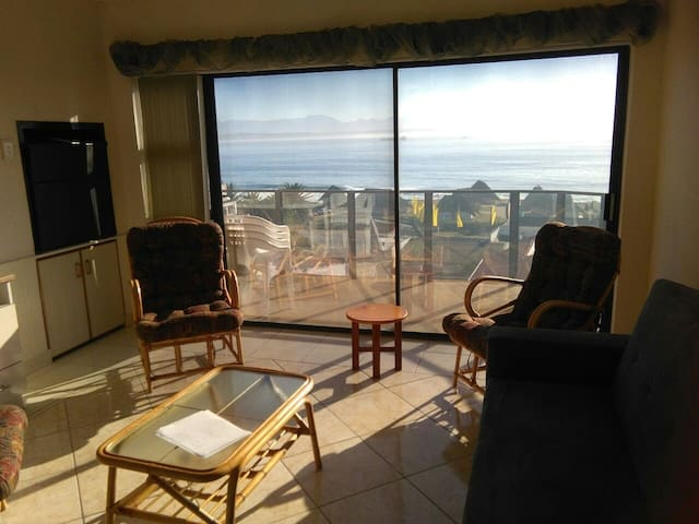 Mosselbay Holiday Accommodation-look at that view! - Mossel Bay - Appartement