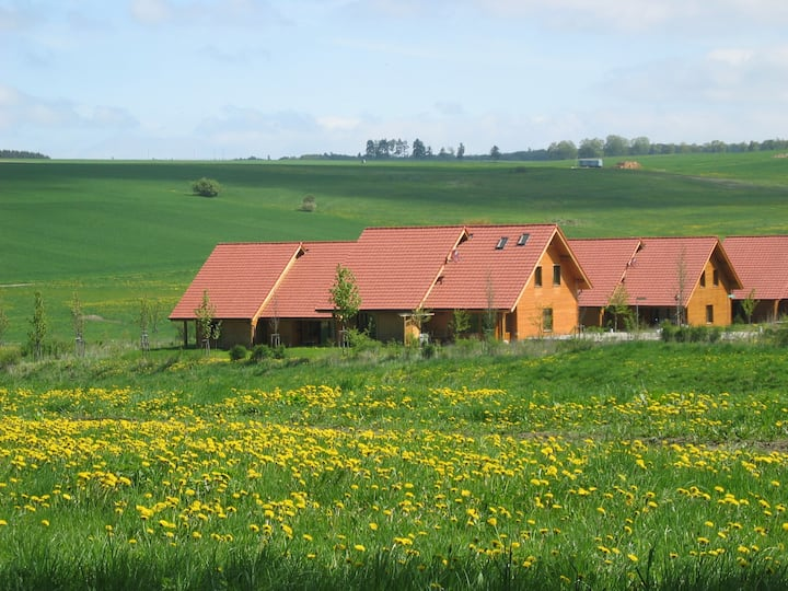 Ferienhaus auf der Harzienda , familienfreundlich
