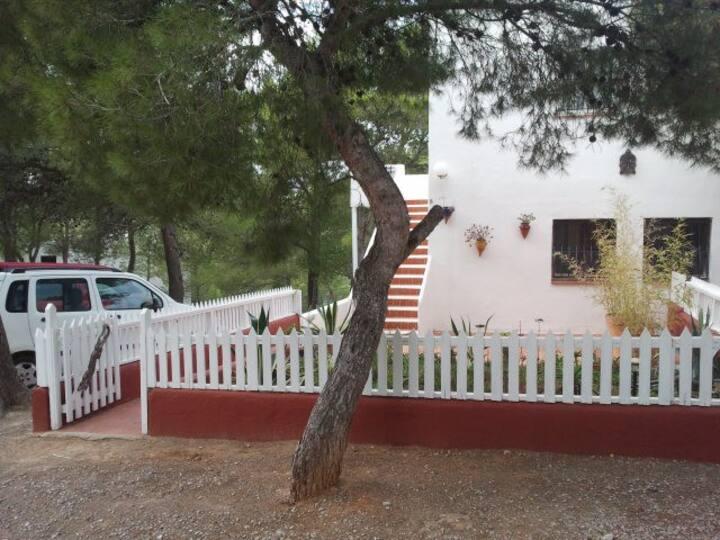 Ibiza,Appartement vue mer 78 m2+terrasse