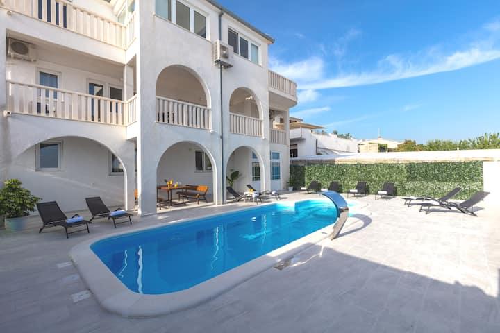 Villa Anja - Apartman 1