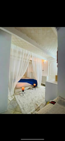 L'Alcazar de Séville - Olvera Suite- Sidibou Said