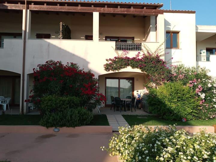 "Appartamento nel residence ""I Mirti"" a Porto Pozzo"