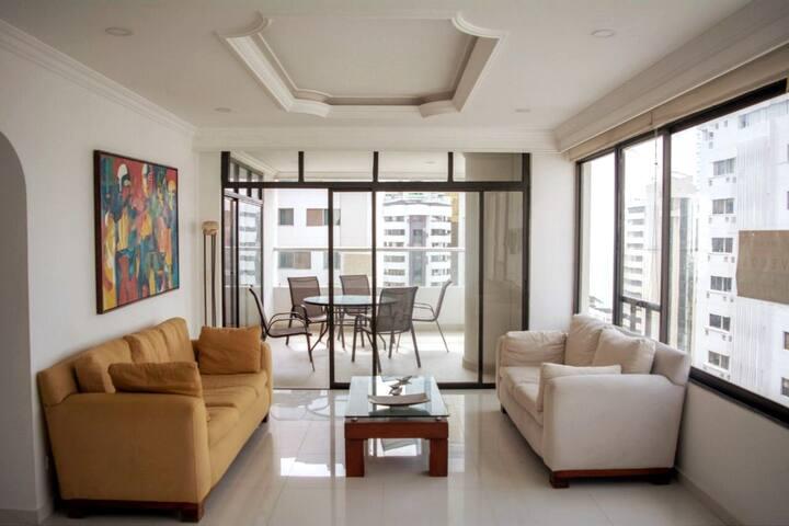 Habitación Amoblada Apartamento Compartido Piso 12