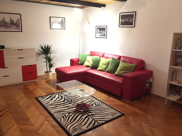 NEW Quiet Home at Synagogue (51 m2) - Budapest - Flat