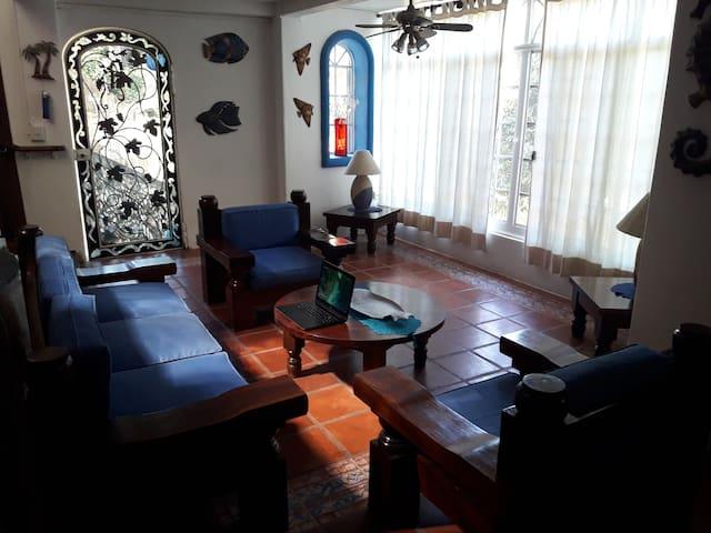 Enjoy the Nature in Casa el Nogalito