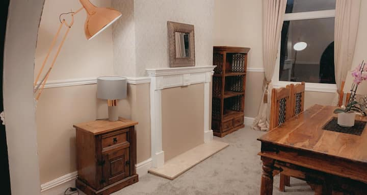Claypit House, 3 Bedroom Victorian home.