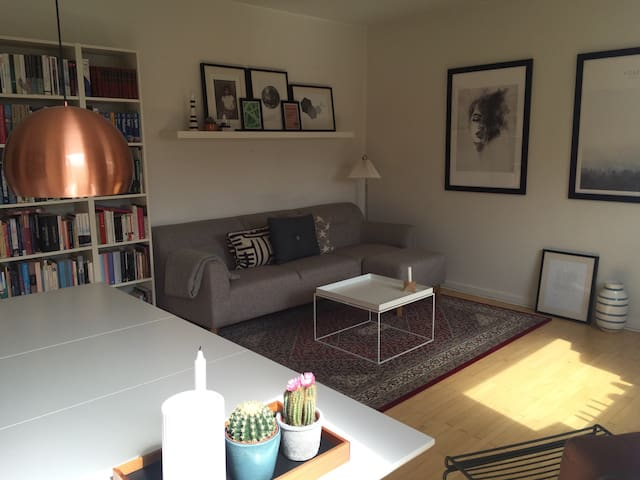 Nice and comfortable home close to the university - Aarhus - Lägenhet