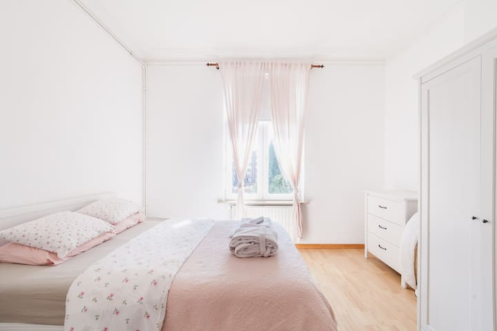 Beautiful and cosy apartment at Bascule/Av. Louise