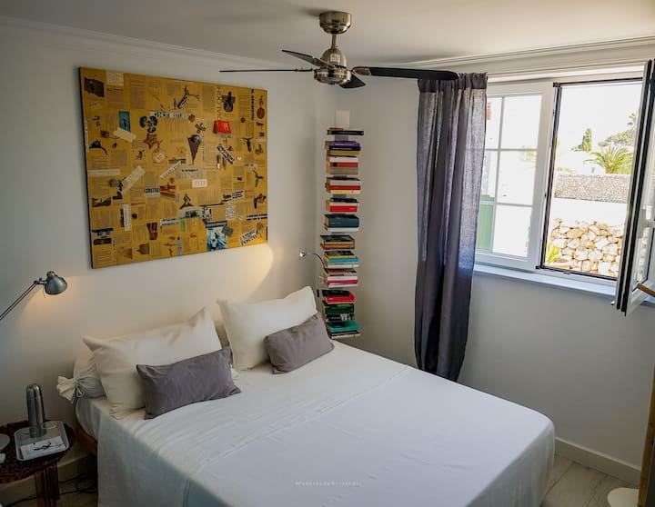 Picasso en Casa Bonita: double avec bain en suite