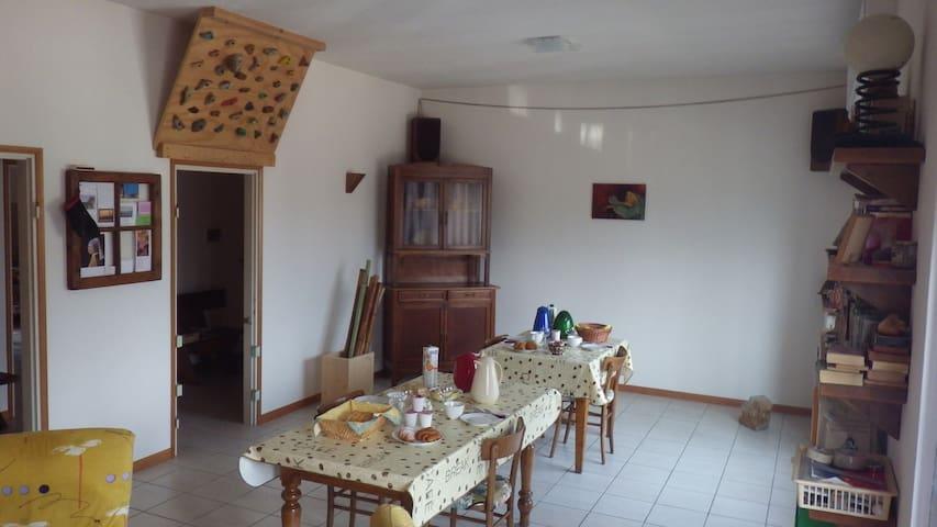 Appartamento IL CORTILE - Valmadrera - Apartament