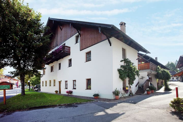Spacious Apartment in Ehrwald with Balcony