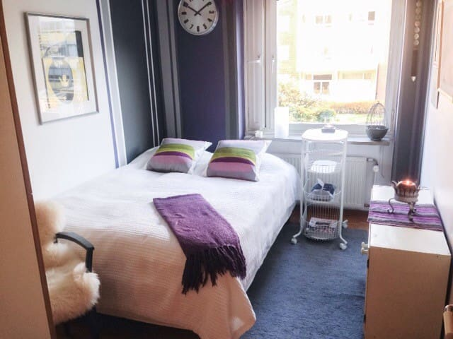 My place is an excellent kickstart for your stay! - Malmö - Bed & Breakfast
