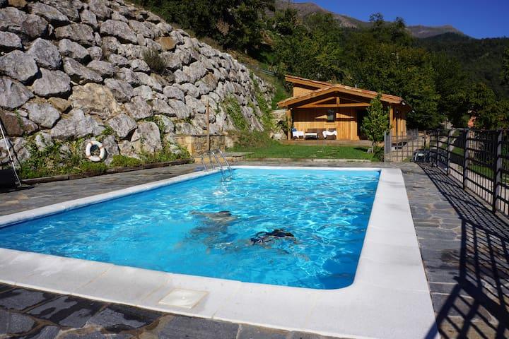 Casa Rural,  La Huerta 3 (Potes, Cantabria)