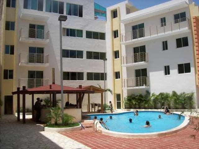 Gorgeous 2 Bedroom Condo By the Beach-301-C - Boca Chica