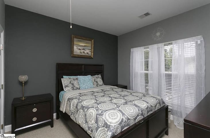 Guest room available