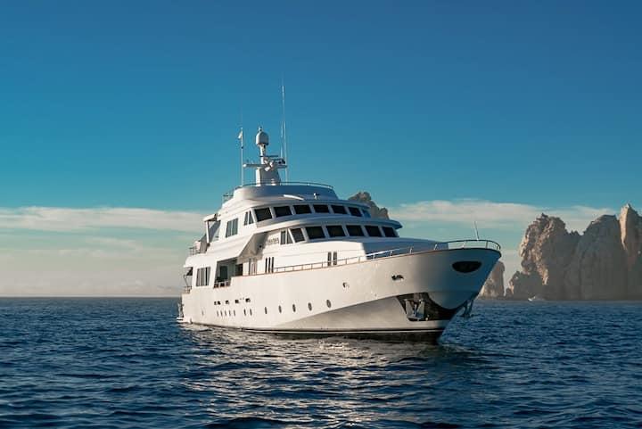 Luxury 120 ft. Yacht