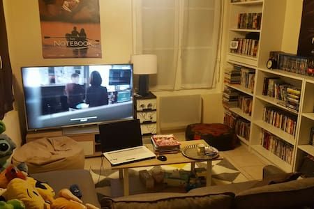 Petit appartement en centre-ville - Crépy-en-Valois