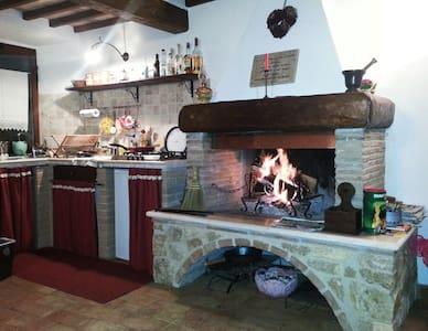 Caratteristico app. centro storico - Montecchio - Appartement