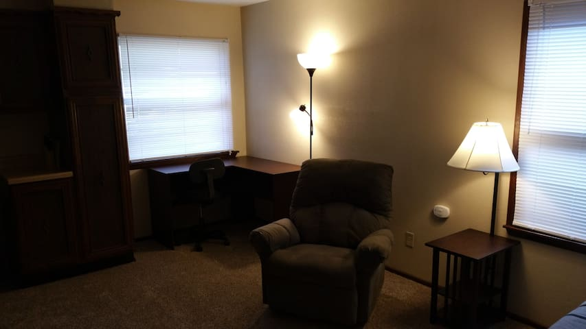 Private Studio Suite near FAA - Oklahoma City - House