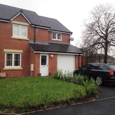 Contemporary, spacious, double e/s - Cardiff - Bed & Breakfast