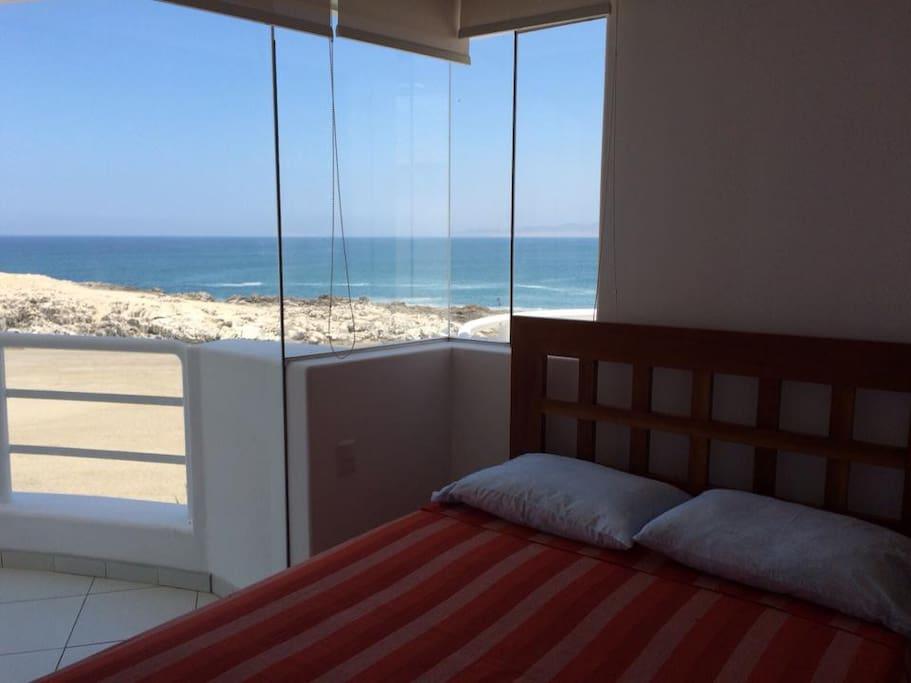 beach house Puerto Fiel Lima Peru