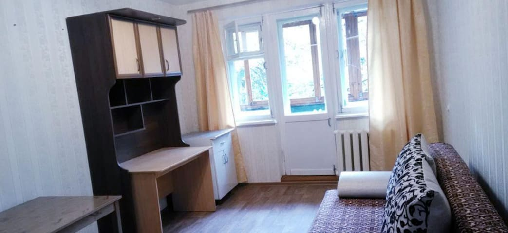 Двухкомнатная квартира в городе Москва