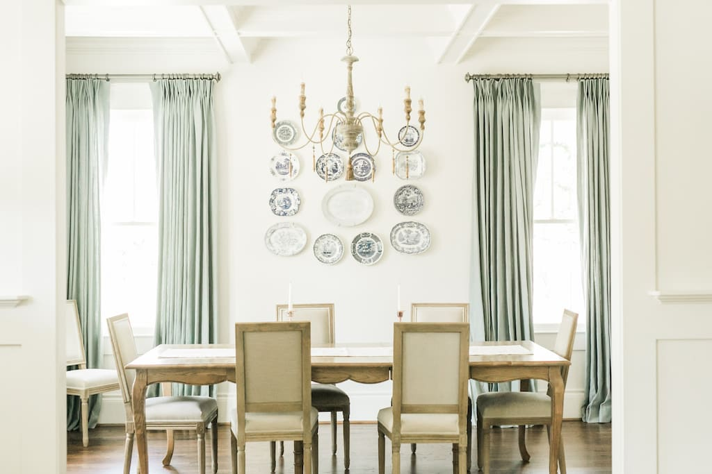 Dining - photo credit Jenai Photography